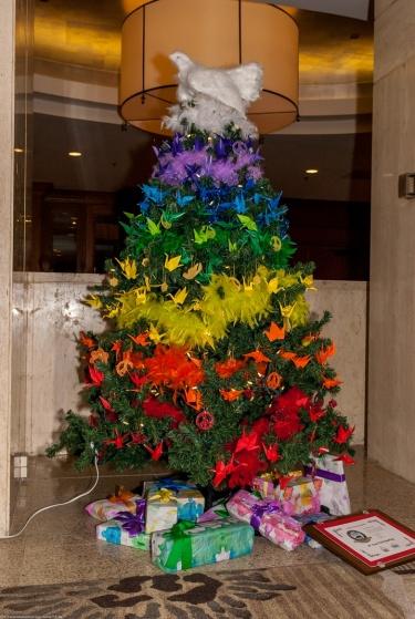 christmas tree BC childrens hospital