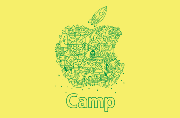 Apple 2014 retail learn youth camp